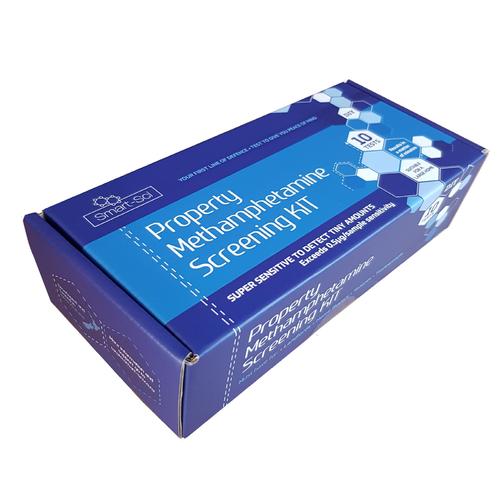Smart-Sci Property Methamphetamine (Meth) Screening Kit