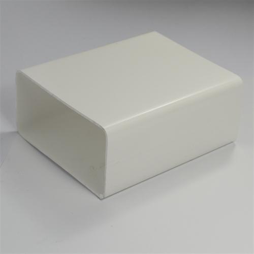 Icon Plastics 100 x 50mm 1.8m PVC Downpipe