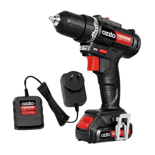 Ozito Home 12V Drill Driver Kit