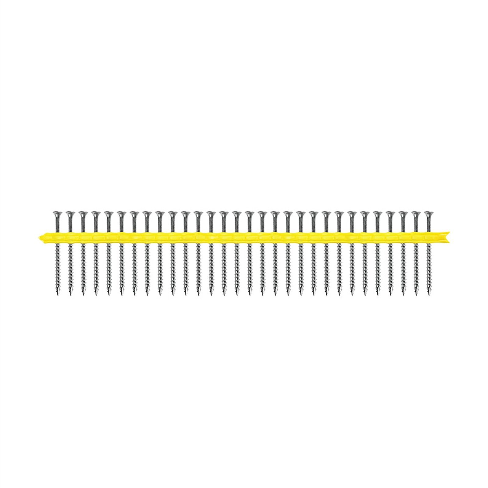 Simpson Strong-Tie 10g x 75mm Quik Drive Flooring And Decking Collated Screws - 1000 Pack