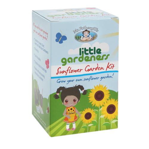 Mr Fothergill's Little Gardeners Sunflower Garden Cube