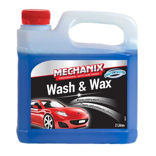 Mechanix 2L Wash and Wax
