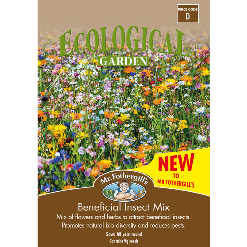 Mr Fothergill's Beneficial Insect Mix