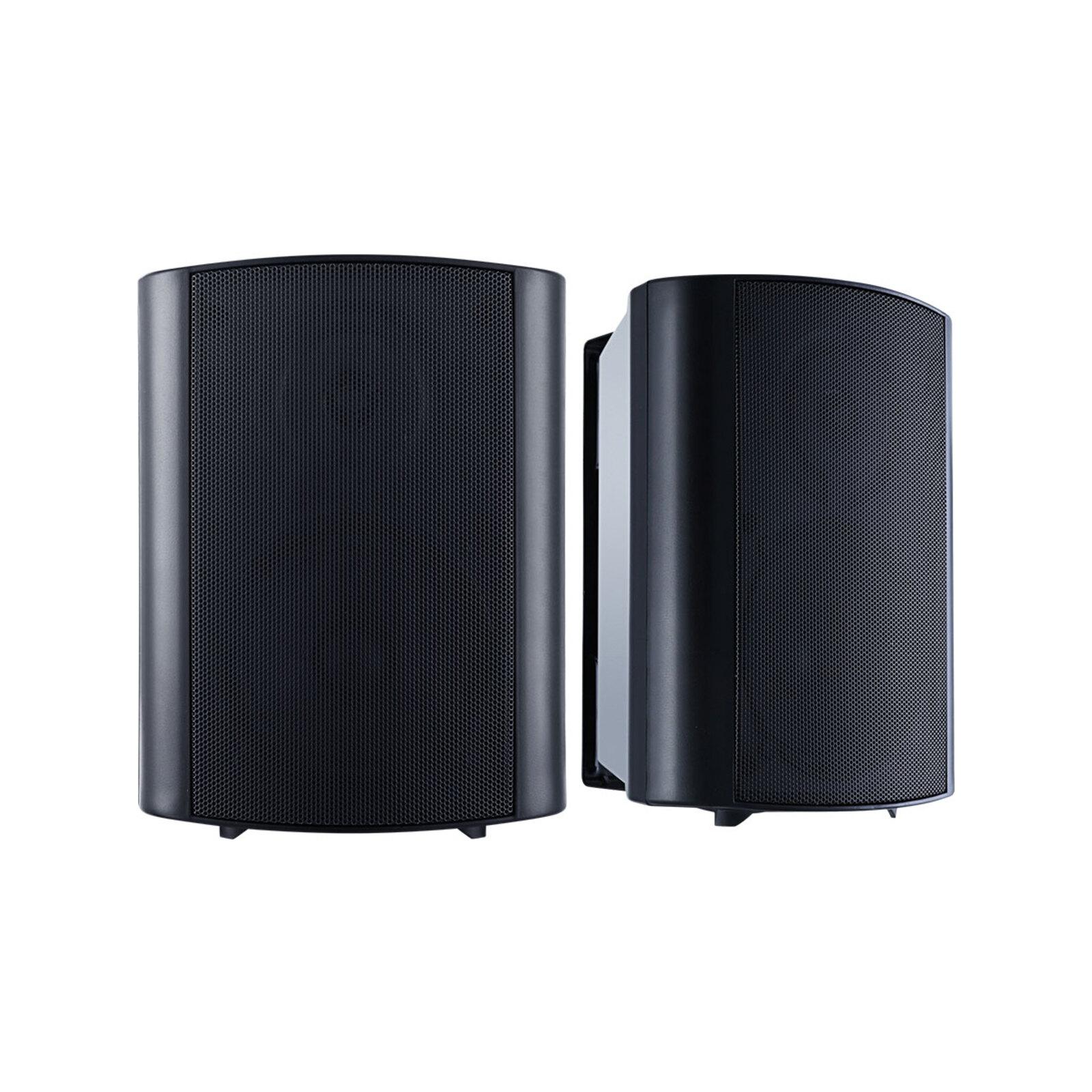 2-Way In Wall Speakers Home Speaker Outdoor Indoor Audio TV Stereo 150W