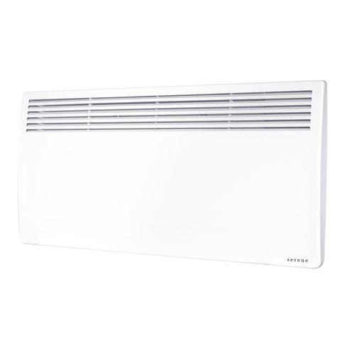 Serene 2000W French White Serenity Heater Panel