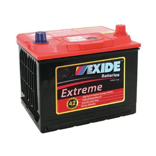 Exide Extreme X56CMF Vehicle Battery