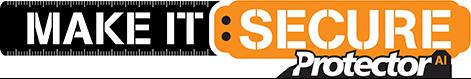 Logo - Protector Aluminium Make it Secure