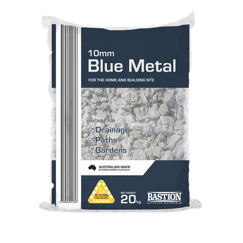Bastion 10mm Blue Metal - 20kg