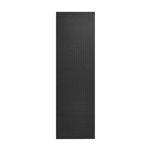 Pinnacle 2070 x 540mm Matte Black Metal Pegboard