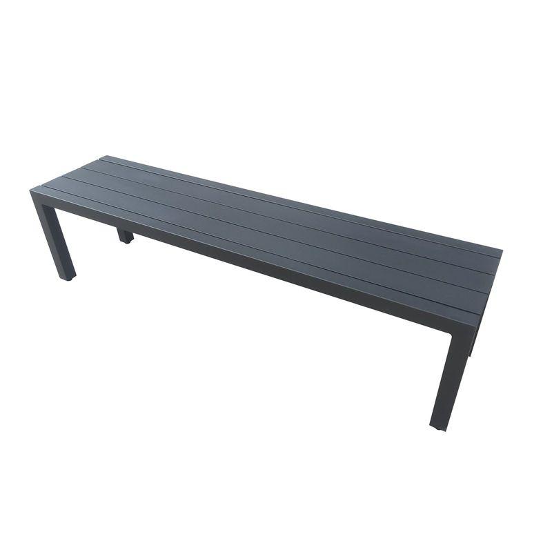 200cm Aluminium Lava Bench