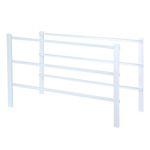 Flexi Storage White 3 Runner Frame