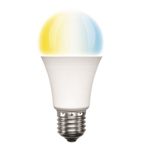 Brilliant 8.5W A60 E27 Smart LED Light CCT Globe