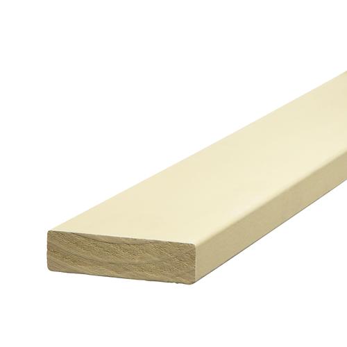66 x 18mm x 2.7m H3 Primed Finger Jointed Pine Moulding