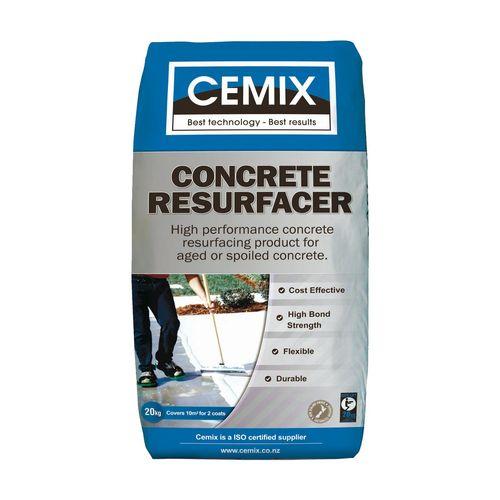 Cemix 20kg Concrete Resurfacer