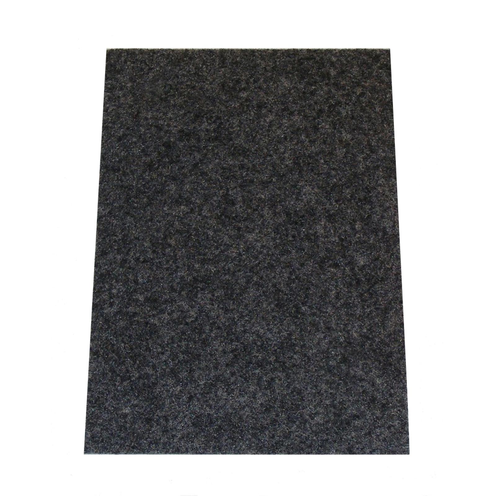 Ideal DIY Eildon Charcoal Flat Marine Carpet