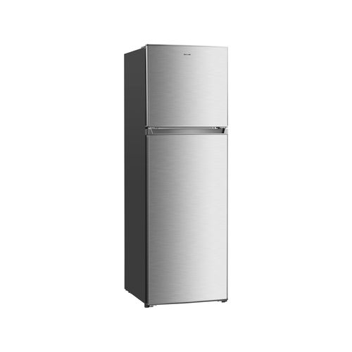 Euromaid - 269ltr Top Mount Fridge Stainless Steel