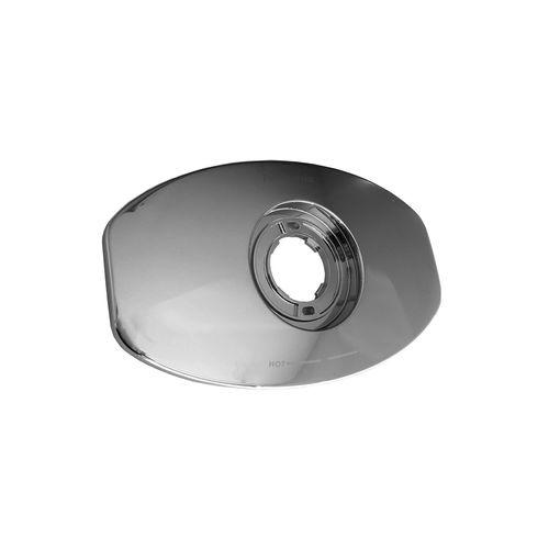 Felton Designer Wall Plate For Chrome Shower Mixer