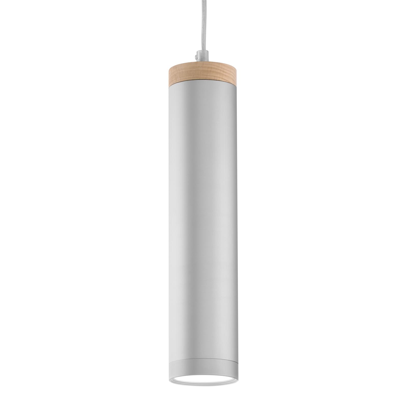 Verve Design LED Silver Boston Pendant Lamp