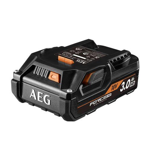 AEG 18V 3.0Ah Force HD Battery