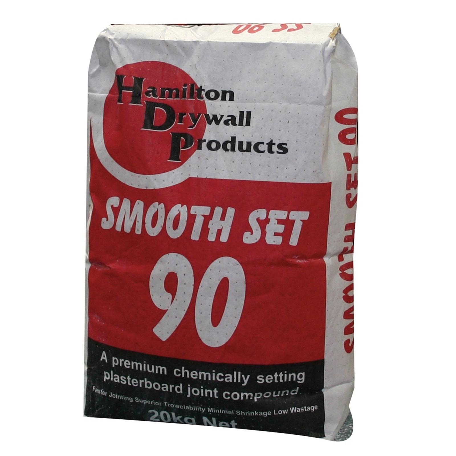 Hamilton 20kg 90mins Smooth Set Mix