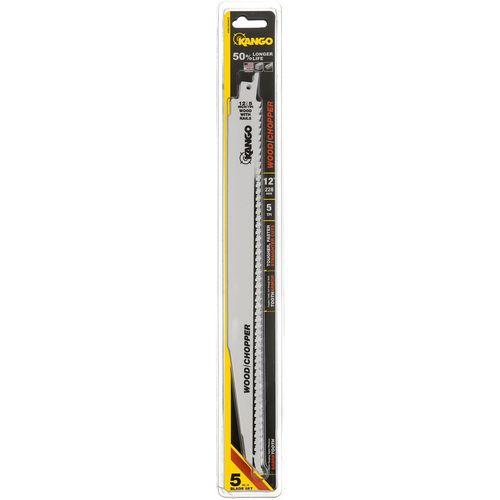 """Kango 12"""" 5 TPI Wood Demolition Blade - 5 Pack"""