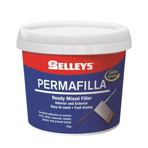 Selleys Permafilla 1kg Grey