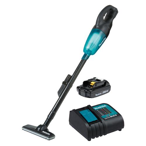 Makita 18V Cordless Mobile Vacuum Cleaner Kit