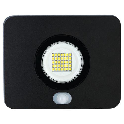 HPM LEANA 15W Slimline LED Security Floodlight With Sensor