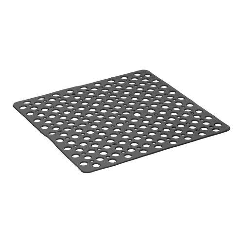 Axton 53 x 53cm Grey Suction Bathmat