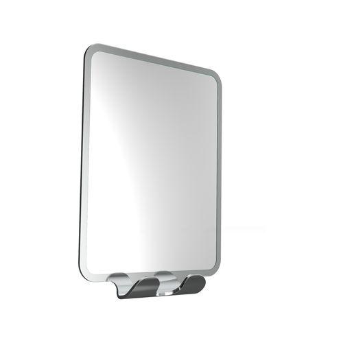 Fusion-Loc Fog Free Shaving Mirror Chrome