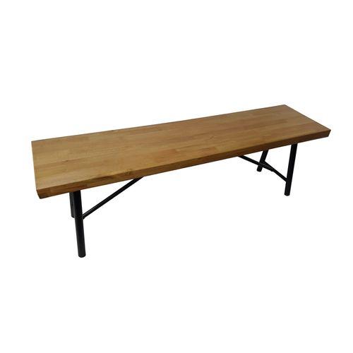 Owen 1.4m 3 Seater Dining Bench