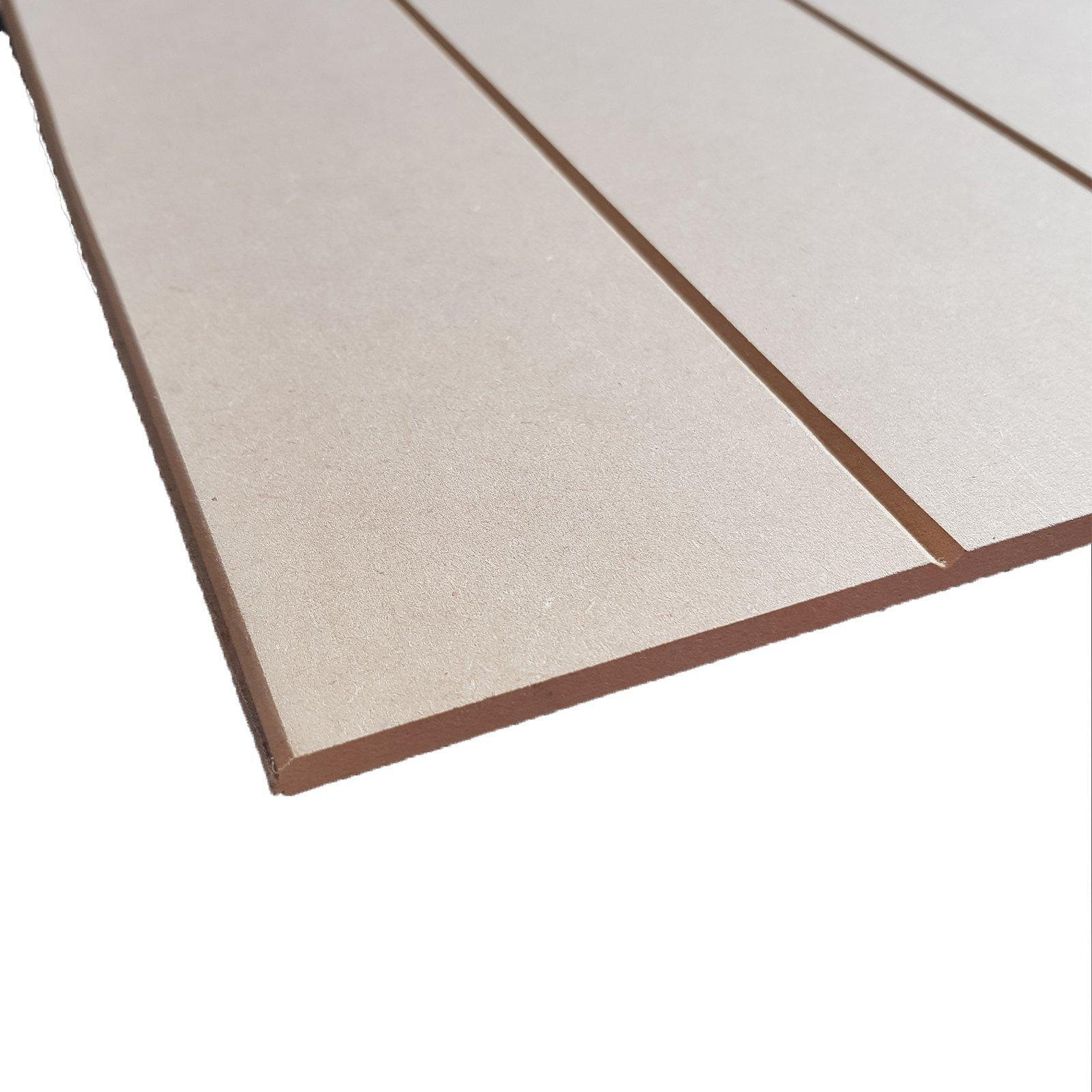 IBS V-Grooved 2400 x 1200 x 12mm Untreated Ply Lining
