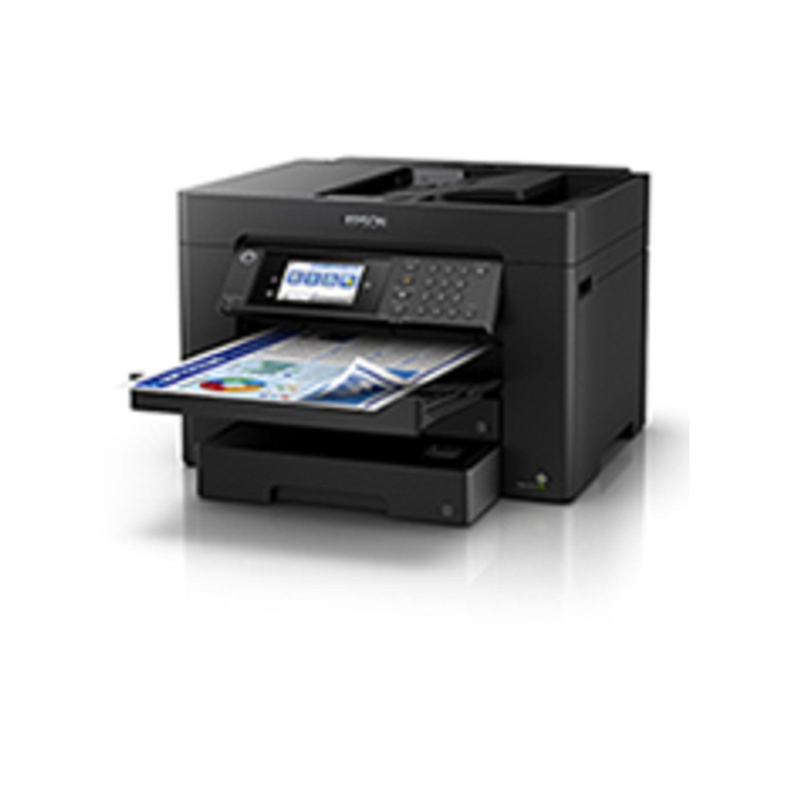 Epson WorkForce WF-7845 Inkjet MFP - A3+ Print, A3 Copy, A3 Scan, Fax, Ethernet, Wi-Fi Direct