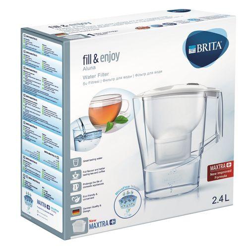 Brita 2.4L Aluna Water Filter Jug