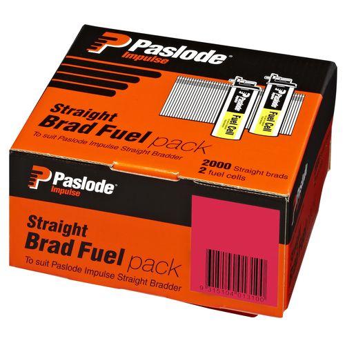 Paslode Impulse Brads C30 Stainless Steel Brad Fuel Pack