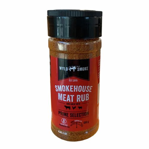 Wyld Smoke 150g BBQ Rub
