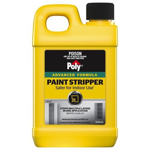Poly 500ml Advanced Paint Stripper