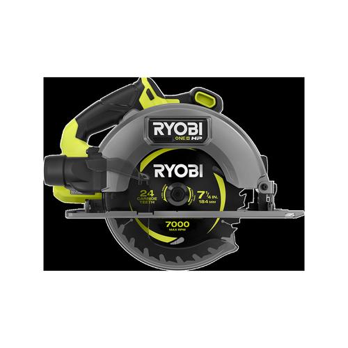 Ryobi 18V ONE+ HP Brushless Circular Saw - Skin Only