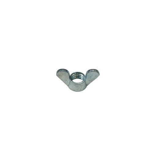 Zenith 5mm Zinc Plated Wing Nut