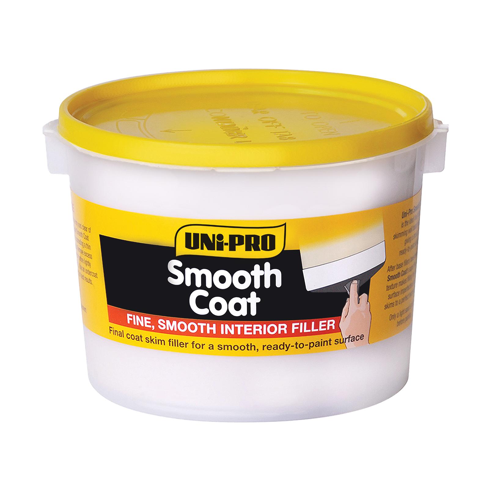 UNi-PRO 1.7kg Smooth Coat Skim Filler