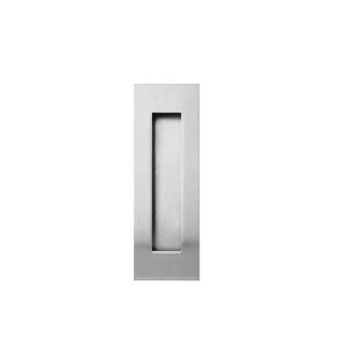 Lockwood Stainless Steel Square Flush Pull