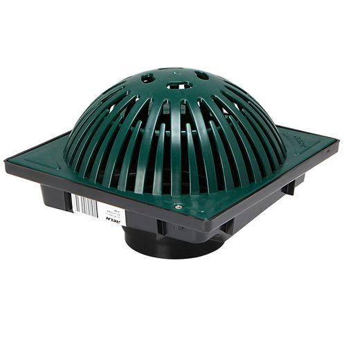 Reln 200mm Green Vortex Uni-Pit With Atrium Grate