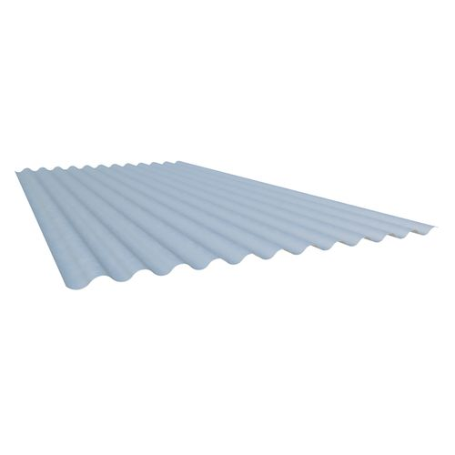 Armorsteel 845 x 1800mm Zinc 0.4 Corrugated Roofing Steel