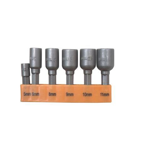 Craftright 6 Piece Magnetic Nut Driver Set