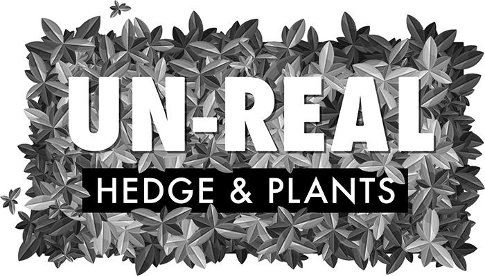 UN-REAL Hedge & Plants logo