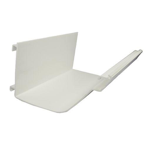 Icon Plastics 5m PVC Tropical Gutter
