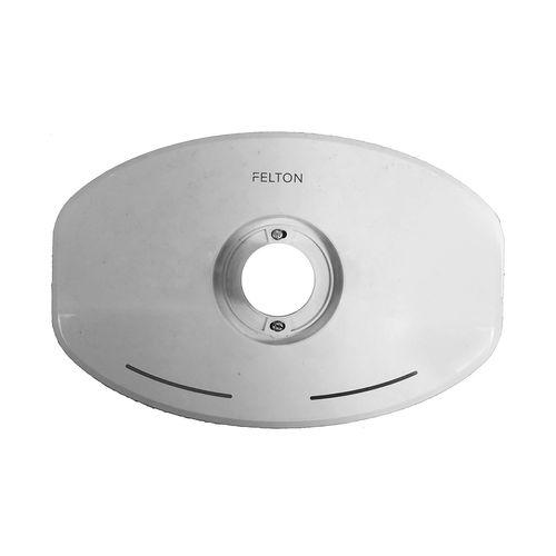 Felton White Designer III Faceplate