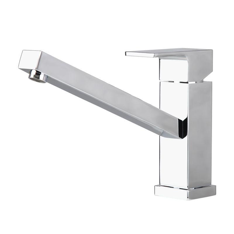 Rococo Chrome Sink Mixer
