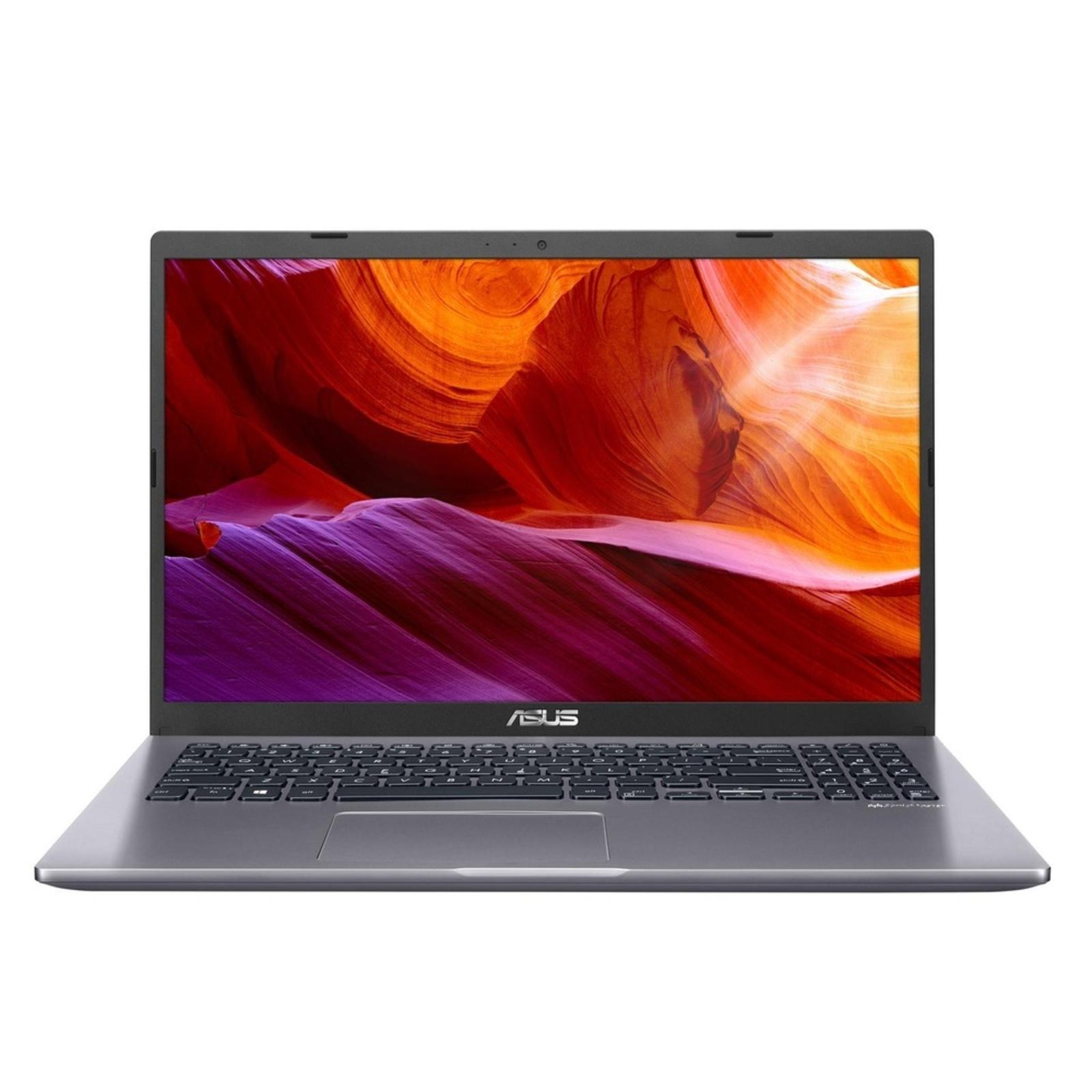 """Asus D509BA 15.6"""" HD Laptop, AMD A9/8GB/Radeon R5/512GBSSD/W10 - Slate Grey"""