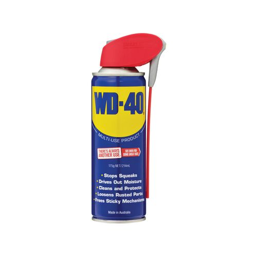 WD-40 175g Lubricant With Smart Straw